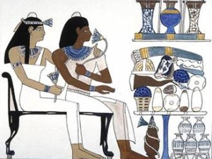 تاريخ العطور