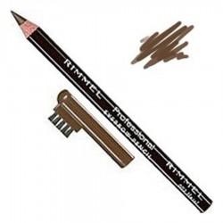 قلم تحديد الحواجب ريميل لندن بروفشنال - بني